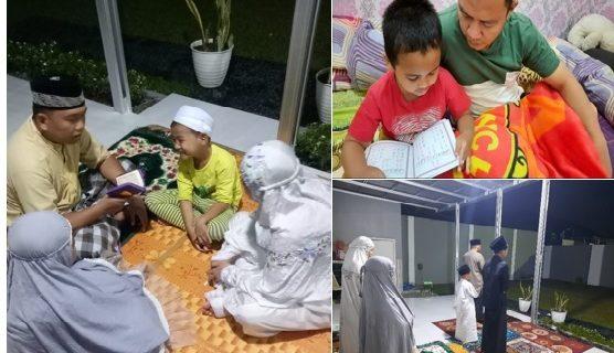 PAUD IT Qurrota A'yun meluncurkan program Keluarga Mengaji