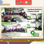 Sosialisasi Kurikulum dan Budaya Sekolah